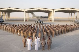 Qatar takes delivery of first Five Dassault Rafale fighter jets from France