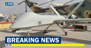 Royal Jordanian Air Force put its Chinese-made Combat Drones up for sale