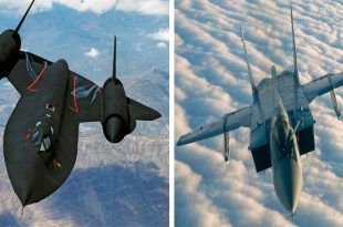 SR-71 Blackbird Pilot tell the story of his Memorable Encounter with a Soviet MiG-31 Foxhound
