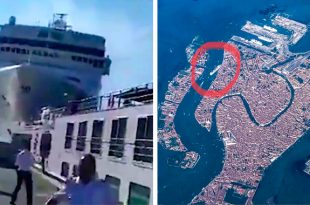 Scary-video-shows-people-running-for-their-lives-as-a-huge-out-of-control-cruise-ship-crashed-into-a-dock-in-Venic