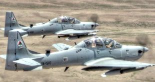 The Future Of Close Air Support: A-29 Super Tucano Light Attack Aircraft