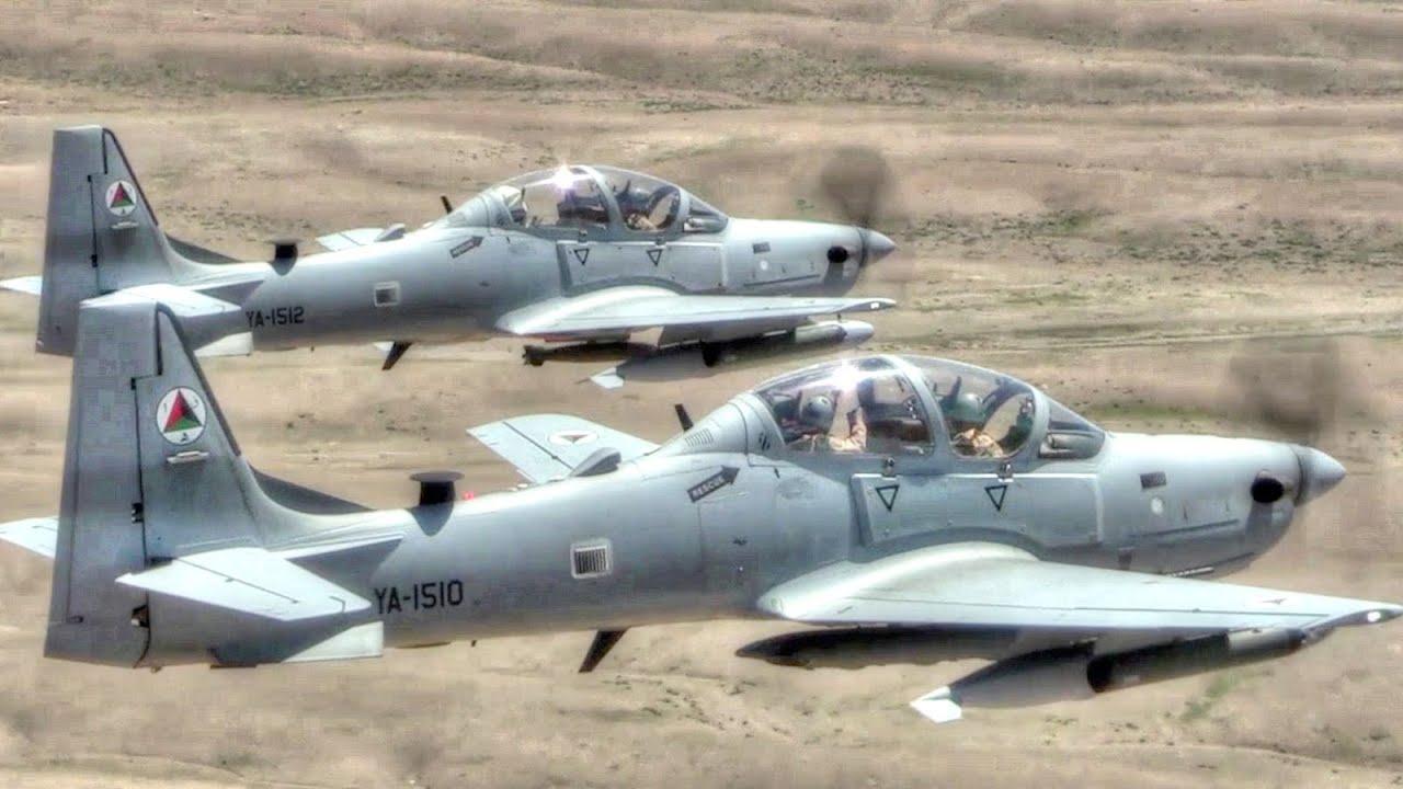 The Future Of Close Air Support: A-29 Super Tucano Light Attack Aircraft