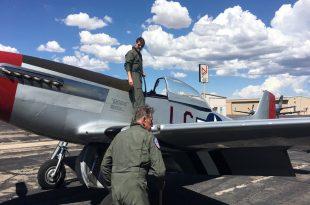 "Here's Top Gun: ""Maverick"" Actor Tom Cruise $4 Million Dollar American WWII Fighter jet"