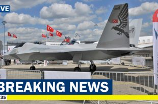 Turkey Unveils TF-X next generation fighter jet at Paris Air Show
