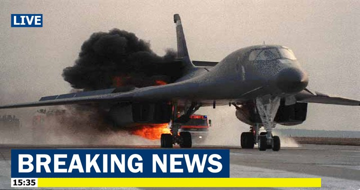 U.S. Air Force B-1B Lancer Fleet Is In Serious Trouble: Out of 62 Less Than 10 Bombers are Ready for Action