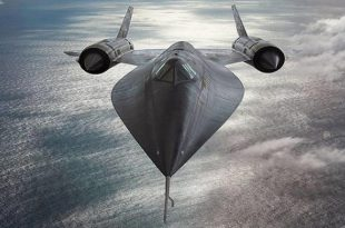Video Features Rare Facts About The SR-71 Blackbird That Will Surprise You