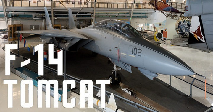 Behind the Wings: Dives into the incredible history of the famed F-14 Tomcat