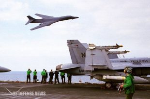 Boeing Planing to Turn the B-1 Bomber Into a Supersonic Gunship