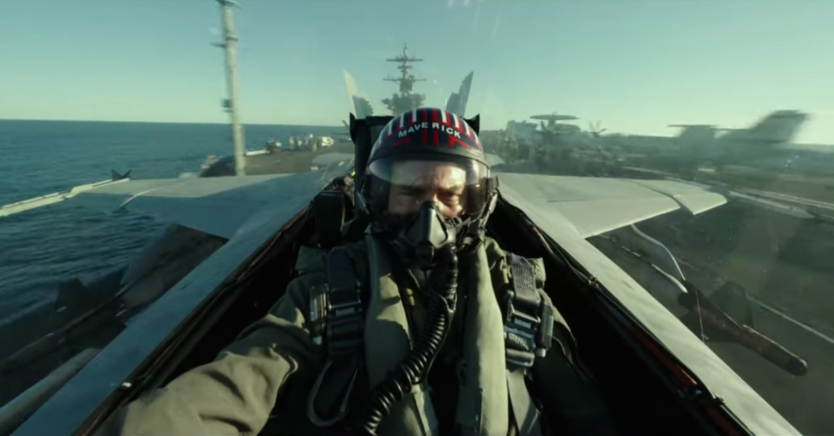 Paramount Pictures Released First Official Trailer of Top Gun: Maverick