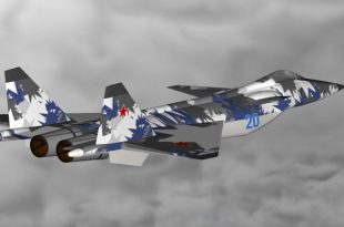 Here are details about Russia's MiG 1.44 Fifth Generation Stealth Fighter jet