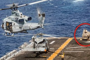 Here's How USS Boxer Brought Down Iranian Drone With New Technology