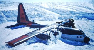 Here's List Of Aircraft Rescued From The Ice And Flew Again
