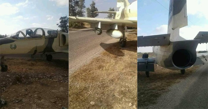 Pilot detained after Libyan L-39 Albatros jet makes emergency landing on road in Tunisia