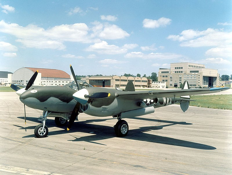 Things You Might Not Know About The P-38 Lightning
