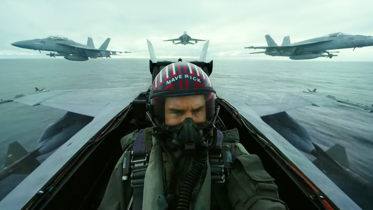 """Here's everything we have noticed in Latest Trailer of """"Top Gun: Maverick"""""""