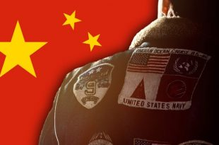 Tom Cruise's Iconic Top Gun Jacket changed to Please the Chinese Government?