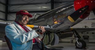 U.S. Air Force Pilot Who Flew 142 WWII Combat Missions Dies at 99