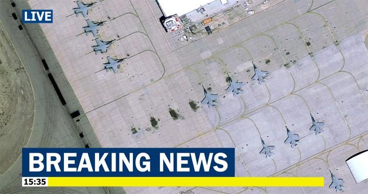 U.S. Navy's Naval Air Weapon Station China Lake evacuated after earthquake