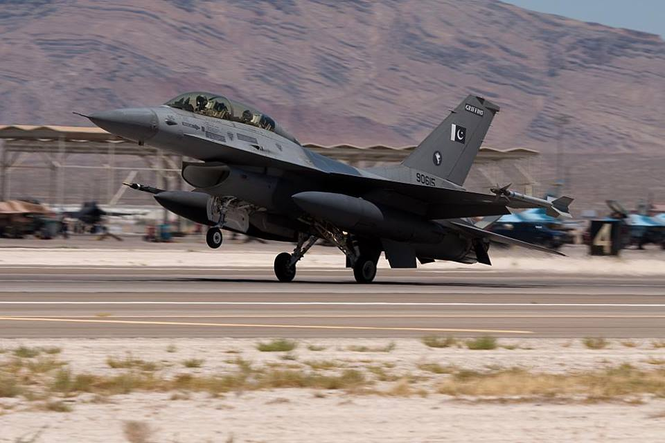 US approves $125 Million Worth Foreign Military Sale to Support Pakistan's F-16 Fighter Jets