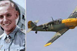 World War II fighter pilot who Scored 352 Aerial Victories