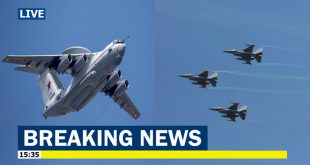 South Korean fighter jets fired more than 300 warning shots at a Russian military aircraft