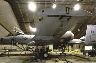 Air Force completed A-10 re-winging to keep Warthog in the air until late 2030s