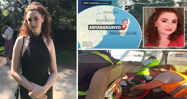British Student Alana Cutland Dies in Madagascar after falling from plane