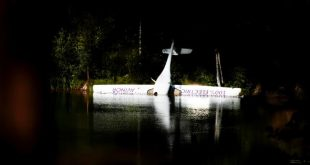 Norway's First Electric plane Alpha Electro G2 crashed into a lake