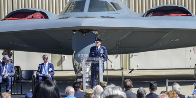 B-2 Spirit stealth bomber marks 30th anniversary of first flight