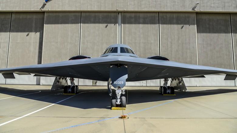 B-2 Spirit stealth bomber marks 30th anniversary of first flight
