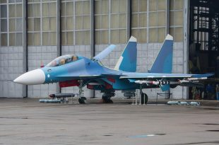 Belarusian Air Force First Sukhoi Su-30SM spotted at Irkutsk Aviation Plant, Russia