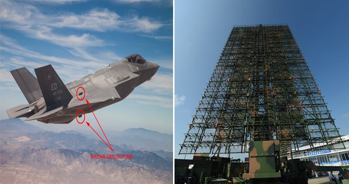 China says it can track F-35s operating in stealth mode with new anti-stealth RADAR