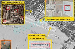 China Deployed more Surveillance and Fighter jets near Kashmir