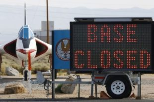 U.S. Navy Needs $5 Billion To Repair Damaged China Lake Base After Earthquakes