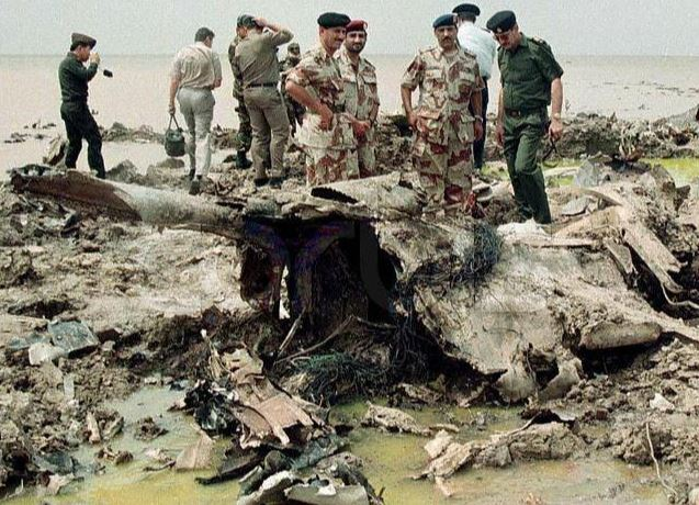 That time an Indian Air Force MiG-21 shoot down a Pakistan Navy Dassault 'Atlantique' over the Rann of Kutch