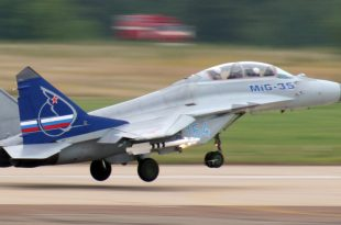 Why IAF Needs MiG-35 Fighters Jets Equipped With AI and AESA Radar