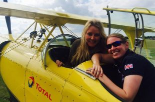 Pilot who taught Countdown star Carol Vorderman to fly killed in light aircraft crash