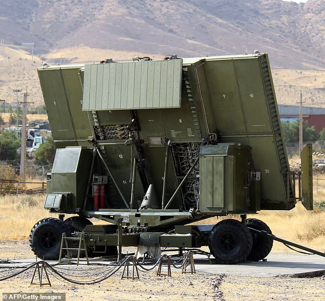 Iran Unveils New Air Defence System That Can Detect Target Flying 400 kilometers Away