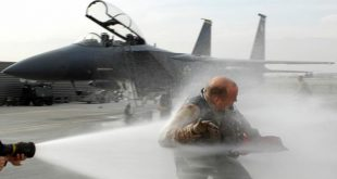 Ex-Fighter Pilots Push for Earlier Cancer Screenings after Increase in death from radiation emitted in the cockpit