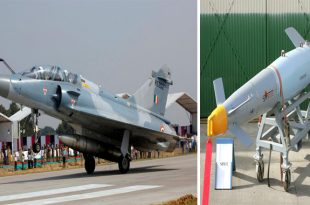 Indian Air Force To Receive Israel-Made Spice 2000 Bombs Next Month