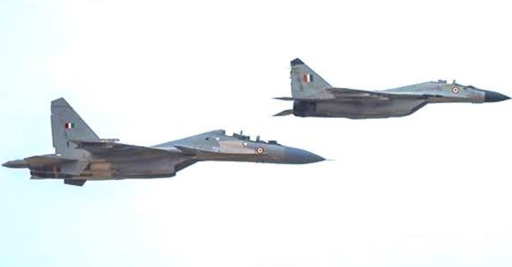 Indian Defence Ministry Approves Purchase Of 33 New Fighter Jets For Rs 18,148 crore