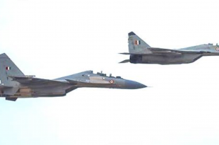 Amid Dwindling Squadrons Strength Indian Air Force Seek 33 New Russian Fighter Jets