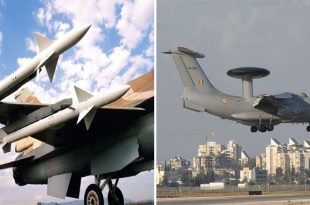 India planning to buy two PHALCON AWACS and Derby air-to-air missiles from Israel