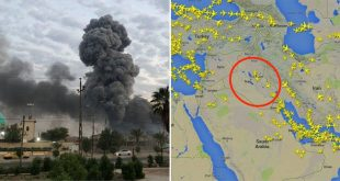 Iraq Closes Airspace Even To US Coalition Flights After Suspected Israeli Raid