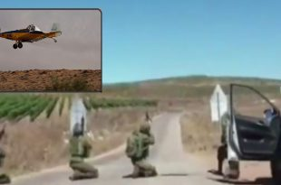 Israel's Defense Forces soldiers 'accidentally' open fire at Israeli civilian plane thinking it's from Syria