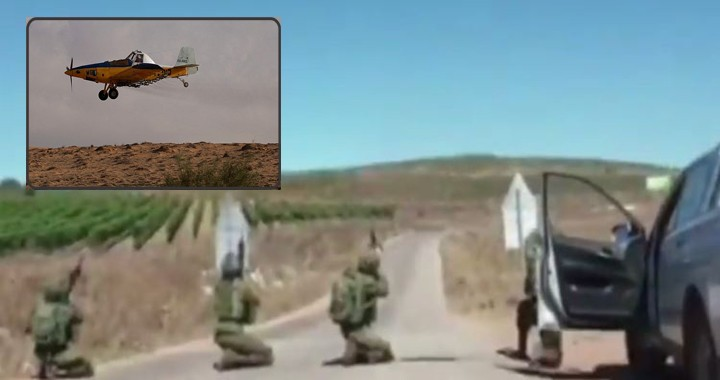 Israel's Defense Forces soldiers 'accidentally' open fire at Israeli civilian plane thinking it's from Syria | Fighter Jets World