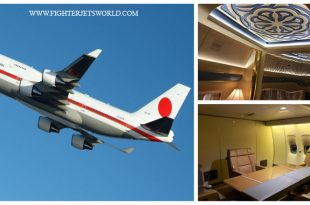 Japan's 'Air Force One' 747 Jumbo Jet Is Up For Sale For $28 million