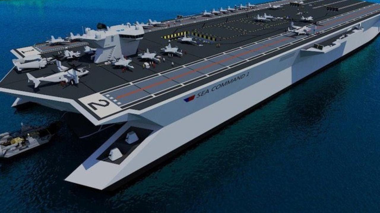 Japan to build its first Aircraft-Carrier since World War II equipped Armed with F-35s