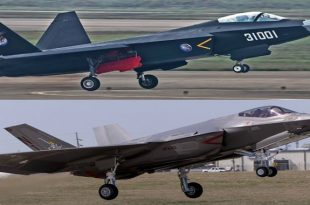 John Bolton Says New Chinese Fighter Jet Looks Like F-35 Because They 'Stole' Design
