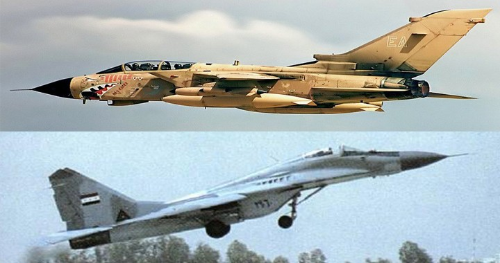 How Iraqi MiG-29 Pilot was able to Shoot Down a RAF Tornado